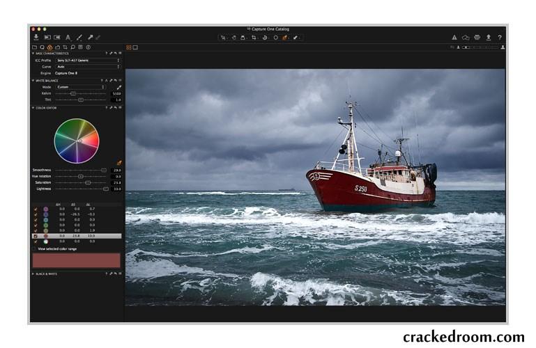 Capture One Pro 12.1.0 Crack With Torrent [2020]